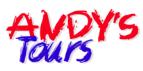 andys tours logo